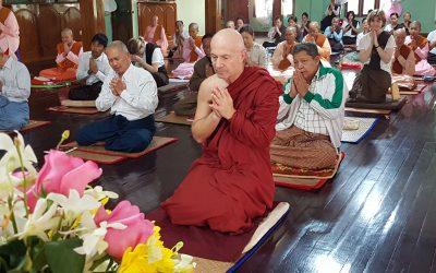Le Bouddhisme et Moi